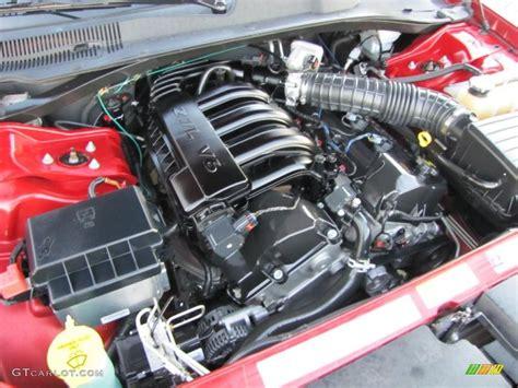 chrysler 300 engines 2007 chrysler 300 standard 300 model 2 7l dohc 24v v6