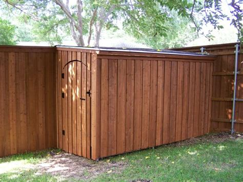 Shed Fence storage shed inspiration pictures best fence