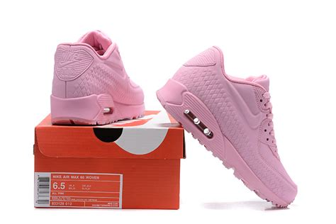 light pink nike air max nike air max 90 woven light pink 833129 012 womens running