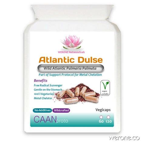 Atlantic Dulse Detox Brain jing thing original herbal spiced chocolate drink