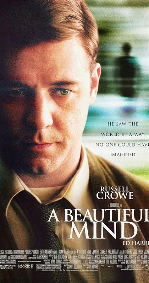 biography movie titles a beautiful mind 2001 imdb