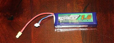 Battery Turnigy Nano Tech 1800mah 3s 25 50c Pecah 1 103x20x35mm durafly dynamic s performance electric v sailplane n fly rc groups