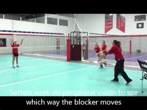 advanced setter drills jva coach to coach video of the week advanced setting