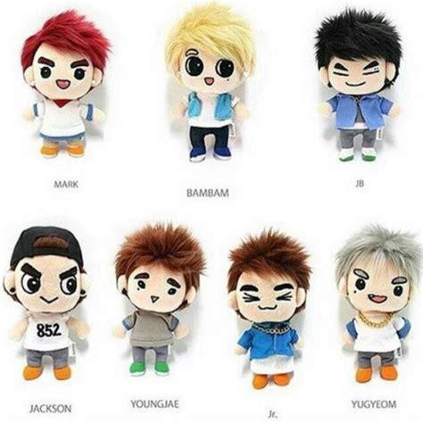 Got7 Gotoon Doll Clothes 01 lf wtb yugyeom got7 gotoon doll entertainment k wave