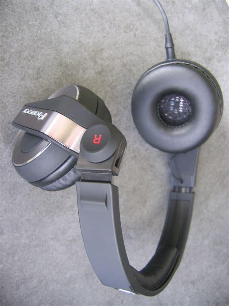 Headphone Pioneer Hdj 500 pioneer hdj 500 k image 399851 audiofanzine