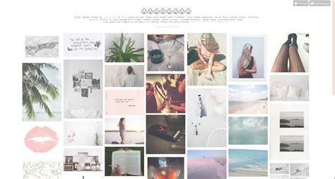 tumblr themes free dolliecrave tumblr themes web design pinterest