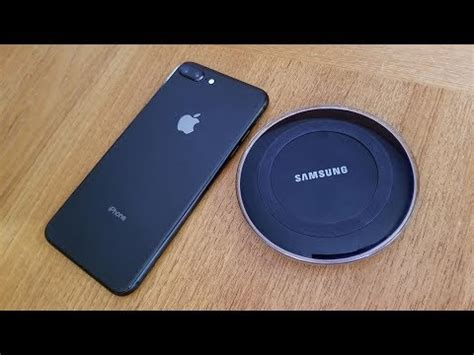 samsung wireless charger  iphone  iphone   fliptronikscom youtube