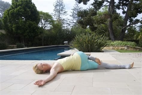 reclined spinal twist yoga for digestion your buddhi