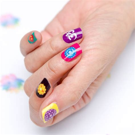 Nails Design Zen | zen themed nail art zen pinterest nail art