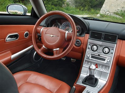 2004 Chrysler Crossfire Interior by Chrysler Crossfire Interior 1280x960 Wallpaper