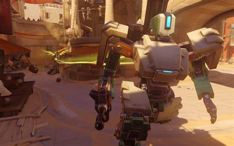Where To Find To Play Overwatch With Overwatch How To Play Bastion Usgamer