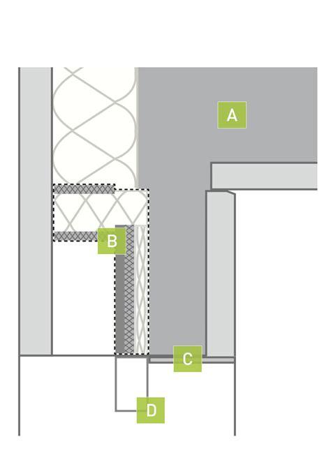 jalousie schnitt green code bauen details concrete rudolph