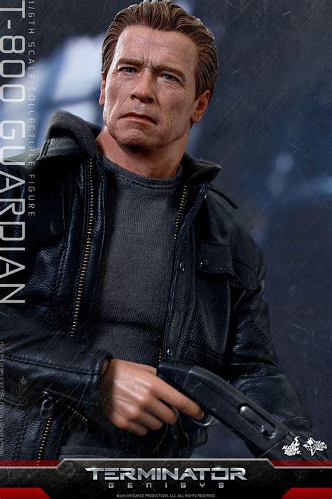 Toys Terminator Genisys T 800 Guardian Battle Damaged 1 6 toys terminator genisys t 800 guardian plastic and