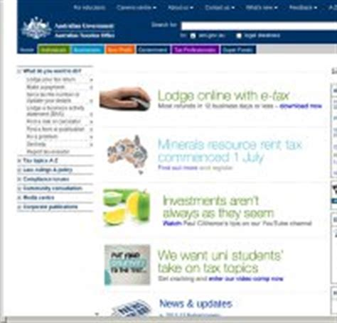 australian taxation office official site ato gov au is australian taxation office down right now