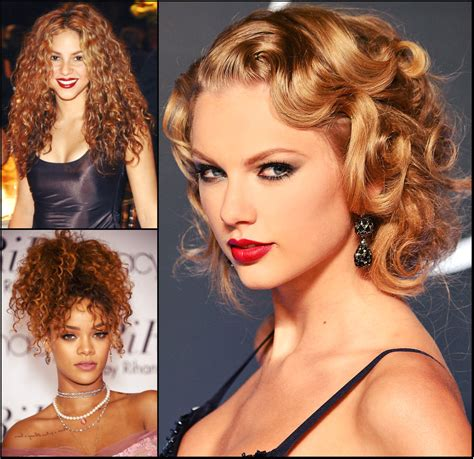 celebrity hairstyles curls celebrity flirty curly hairstyles hairstyles 2017 hair