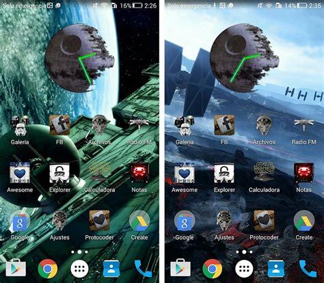 wars android personnalisez votre smartphone aux couleurs de wars androidpit