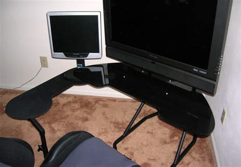 Gaming Chair With Keyboard And Mouse Tray by Obutto Ozone Gaming Cockpit Page 5 Simhq