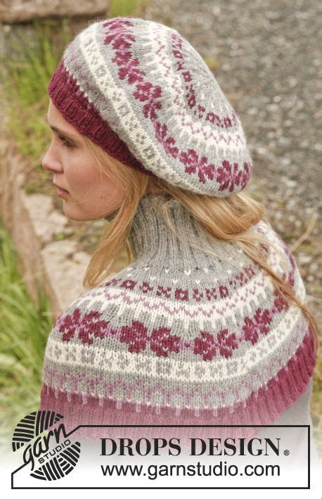 drops knitting patterns 7 best images of drops design knitting free knit hat