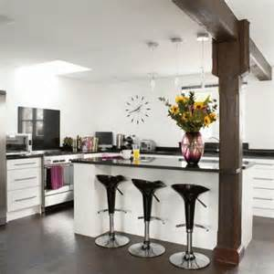 cool ideas for a kitchen bar a fun interior makeover