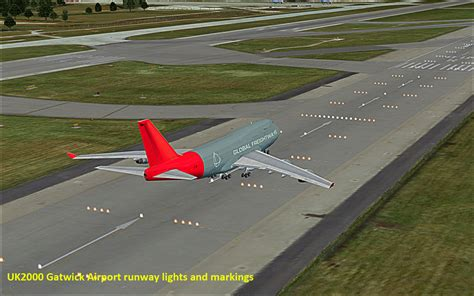 model airport runway lights review uk2000 scenery gatwick xtreme v3 quick summary
