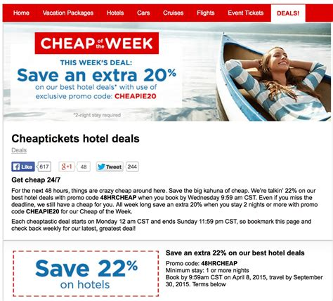 cheaptickets    coupon code hrcheap mightytravels