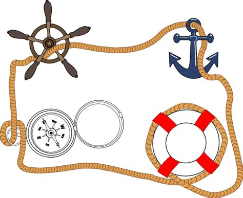 printable nautical images nautical images clip art at clker com vector clip art