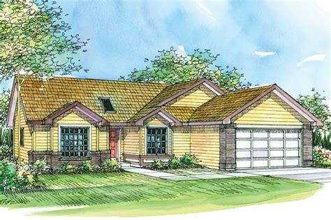 ranch house plans lamont    designs
