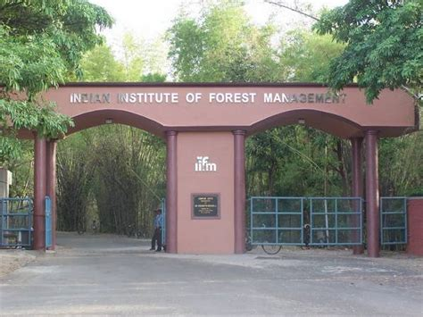 Indian Institute Of Forest Management Mba by Iifm Invites Applications For Its Pgdm In Forestry