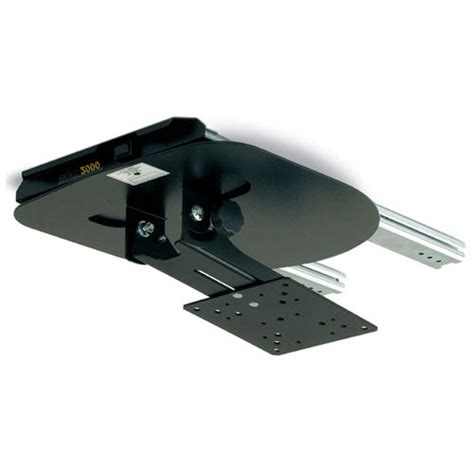 support tv lcd plafond coulissant project 2000
