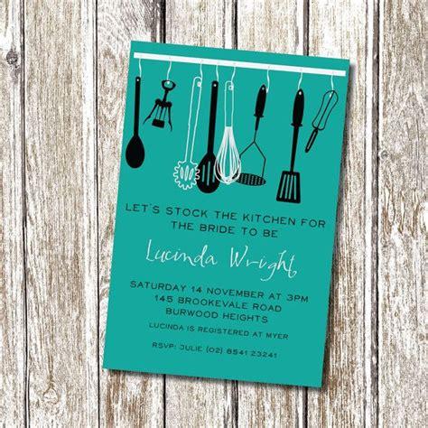 kitchen tea invitation ideas 21 best kitchen tea images on kitchen tea