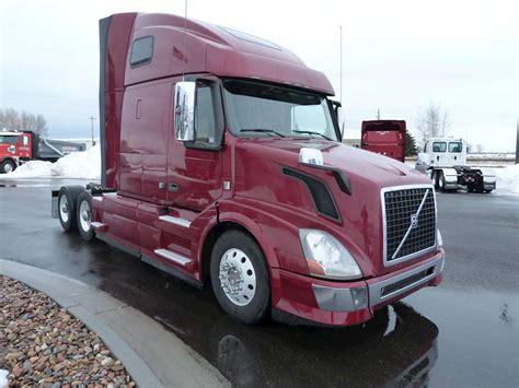2014 volvo truck for sale 2014 volvo vnl64t670 sleeper truck for sale 494 968 miles