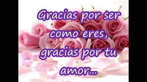 Gracias Por Tu Amor | gracias por tu amor banda el recodo youtube