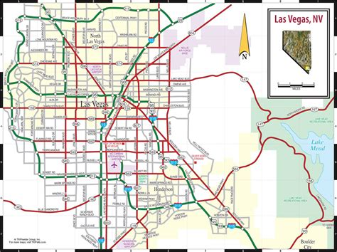transport map las vegas transportation map las vegas