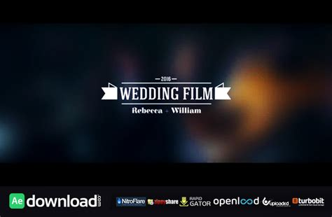 motion title templates free 10 wedding titles motion array template free after