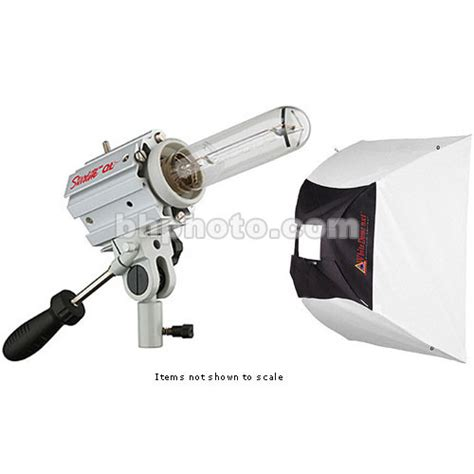 Softbox Starlite photoflex starlite ql whitedome large 1 light kit