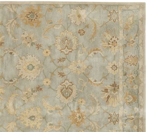 style wool rugs 8u0027 x 10u0027 pottery barn