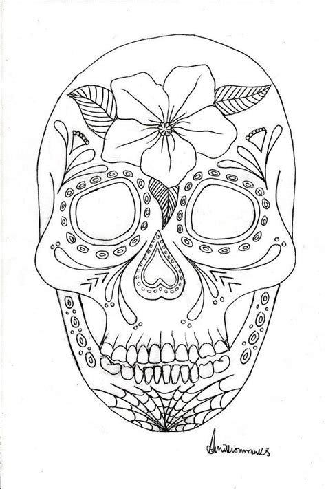 day of the dead coloring pages online day of the dead skull coloring pages coloring home