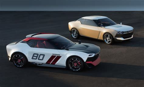 nissan small sports car car and driver