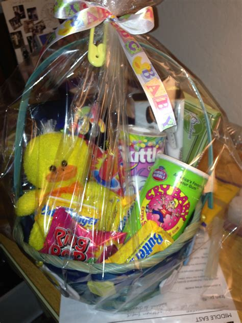 Baby Shower Raffle Prize by Baby Shower Raffle Prize Basket Dollar Tree Win
