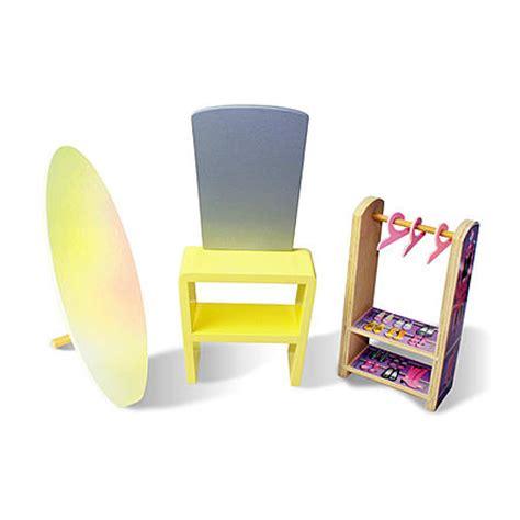 just kidz doll house just kidz just dreamz bedroom dollhouse furniture set 5 99 reg 9 99 bluelight