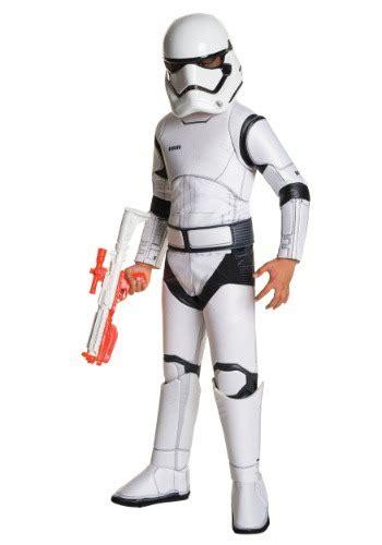 stormtrooper supreme costume child deluxe wars tfa stormtrooper costume