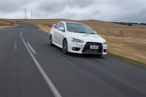 mitsubishi evo 2016 top speed 2016 mitsubishi lancer evolution edition review