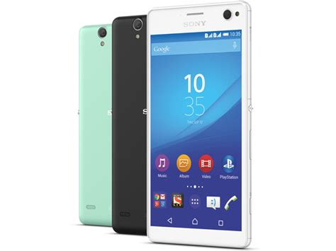 Hp Android Sony C4 sony unveils xperia c4 with 13mp octa processor at rs 29 490 in india news18