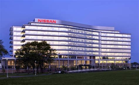 nissan america headquarters gresham smith and