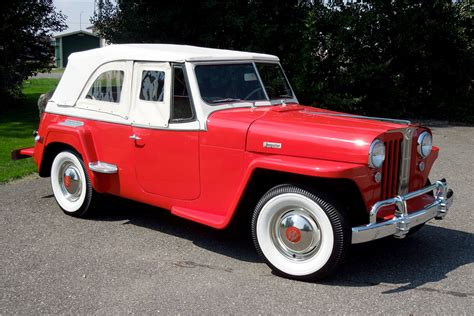 1949 willys jeepster 1949 willys jeepster convertible 188456