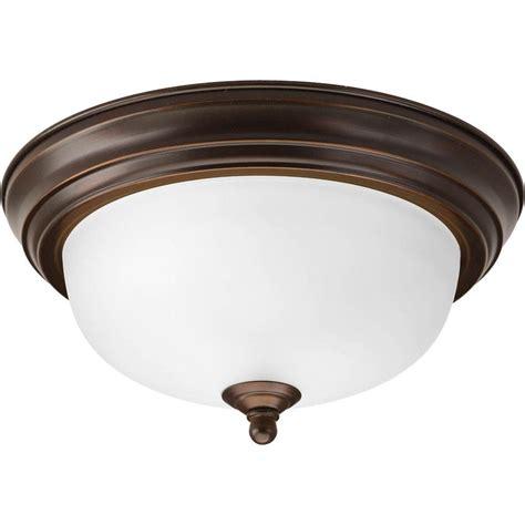vintage flush mount lighting volume lighting 1 light antique bronze flushmount v7006 79