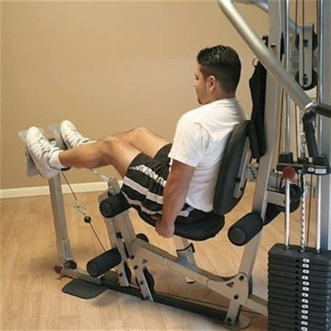 powerline bsglpx leg press for bsg10x home