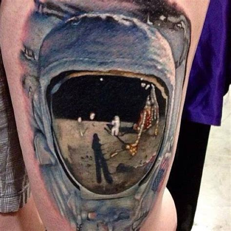 21 ink credible science inspired tattoos astronauts