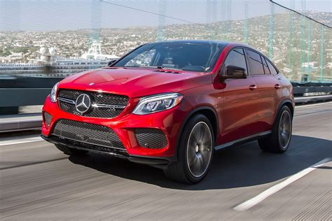 Mercedes Crossover Gle by 2018 Mercedes Gle Class Coupe Suv Vehie