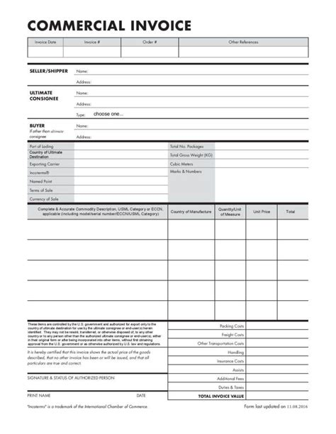 28 trade invoice template business invoices templates